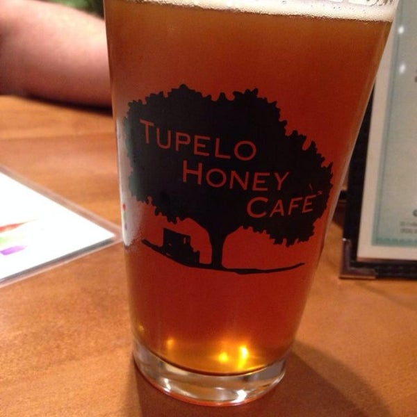Photo taken at Tupelo Honey Cafe by Mark P. on 5/24/2014