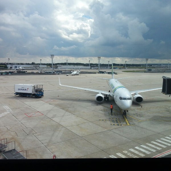 Photo taken at Aéroport de Paris-Orly (ORY) by Ben I. on 8/7/2013