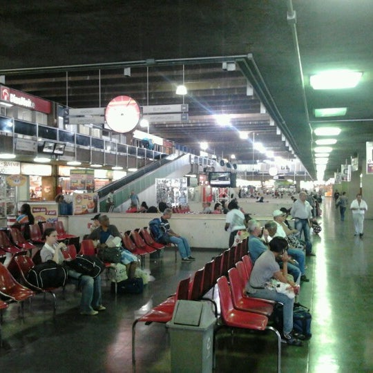 Photo taken at Terminal Rodoviário Governador Israel Pinheiro by Alessandro C. on 10/4/2012