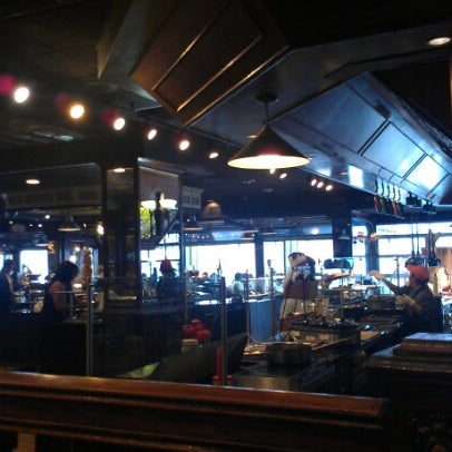 Photo taken at Phillips Seafood by Kevin M. on 1/13/2013