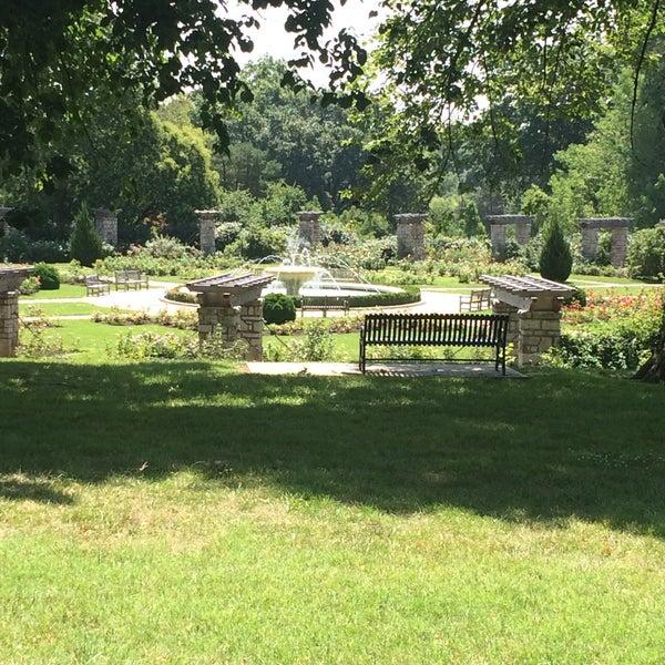 Loose Park Garden Center Garden In Kansas City