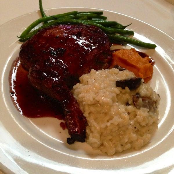 Photo taken at Al Biernat's Prime Steak & Seafood by Pat B. on 2/10/2013