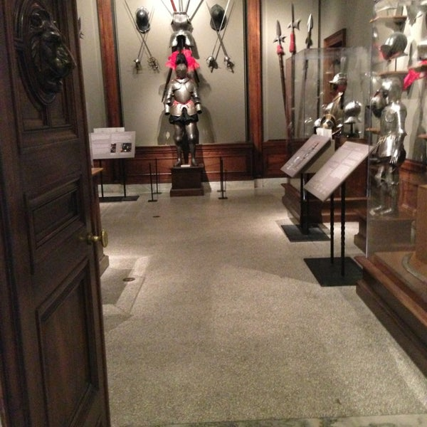 Photo taken at Walters Art Museum by Matthew M. on 1/17/2013