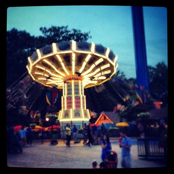 Photo taken at Busch Gardens Williamsburg by Jeremy on 5/11/2013
