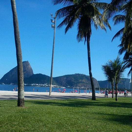 Photo taken at Aterro do Flamengo by Thiago C. on 2/2/2013