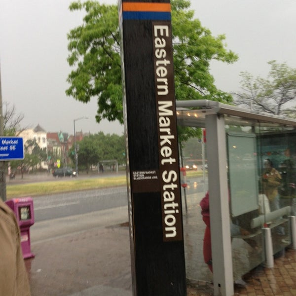 Eastern Market Metro Station - Capitol Hill - 701 ...