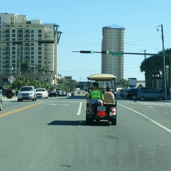 Sonic Thomas Drive Panama City Beach