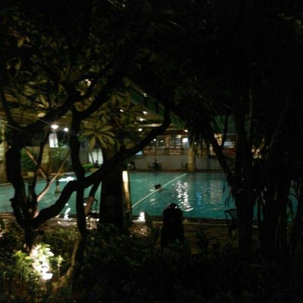 Photo taken at Graha Residence Swimming Pool by Nonik S. on 7/13/2016