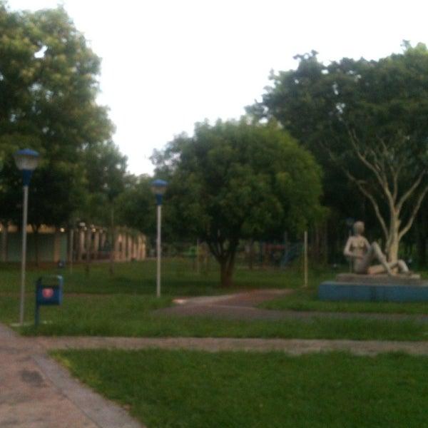 Photo taken at Parque Ecológico Maurilio Biagi by Eric M. on 2/15/2013