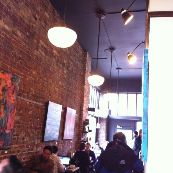 Photo taken at Coffeehouse Northwest by Amy M. on 3/23/2013