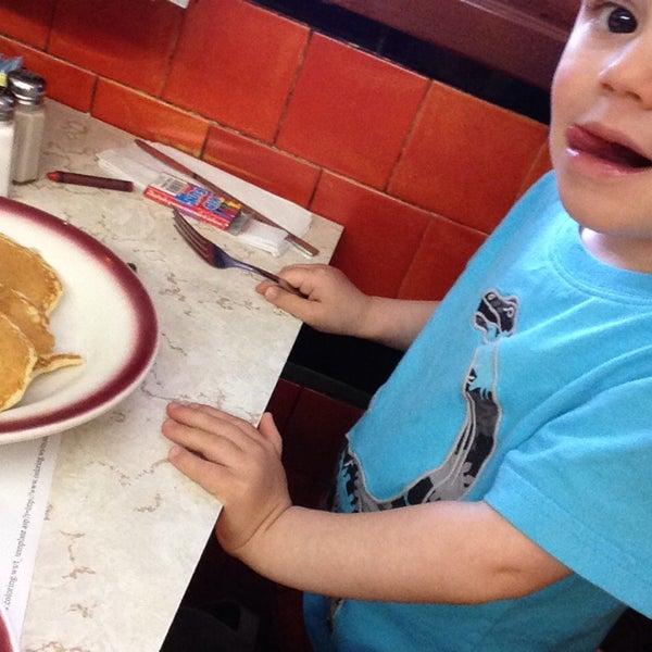 Photo taken at Tastee Diner by Adam B. on 5/9/2014