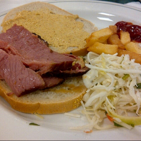 Photo taken at Centre Street Deli by Mary on 11/12/2012