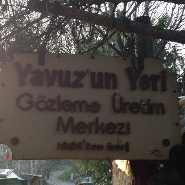 Photo taken at Yavuz'un Yeri by Serap🍒 on 1/1/2013
