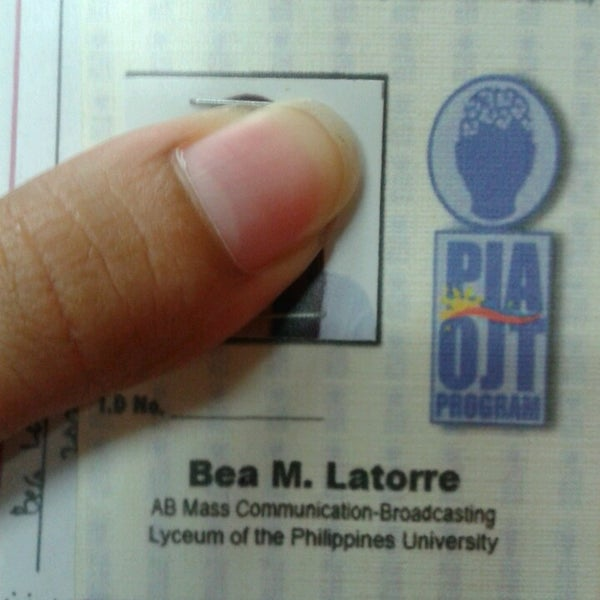 Photo taken at Philippine Information Agency (PIA) by Bea L. on 4/1/2013