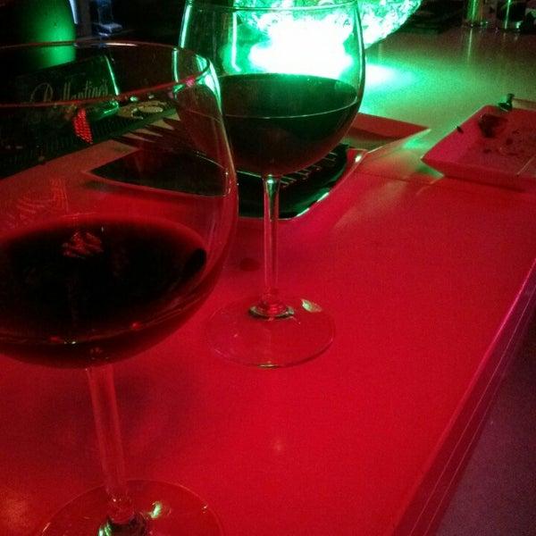 Photo taken at Slow Barcelona Cocktails & Boîte by Lorena I. on 12/17/2013