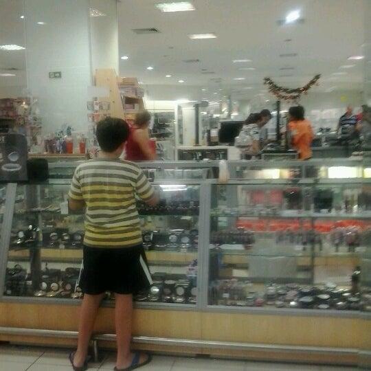 Photo taken at Supermercados Nazaré by Matheus R. on 12/22/2012