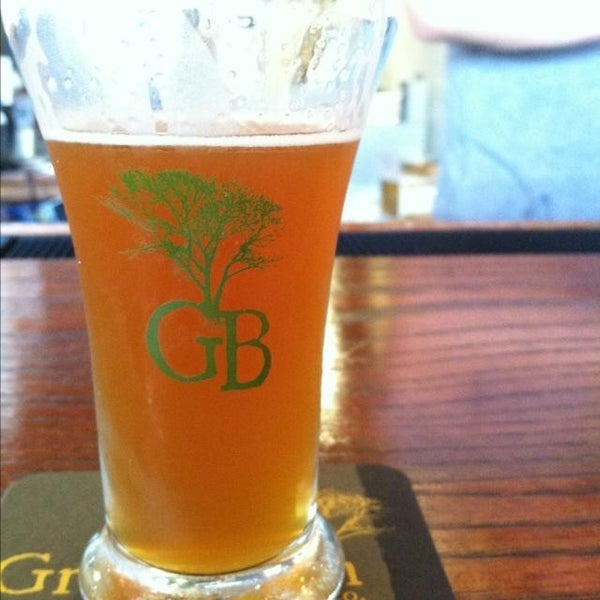 Photo taken at Greenbush Brewing Company by Shawn M. on 6/19/2013