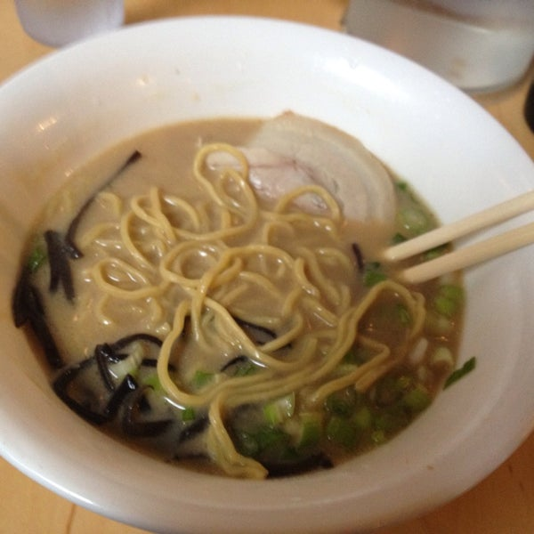 Photo taken at Samurai Noodle by Larissa on 9/27/2013