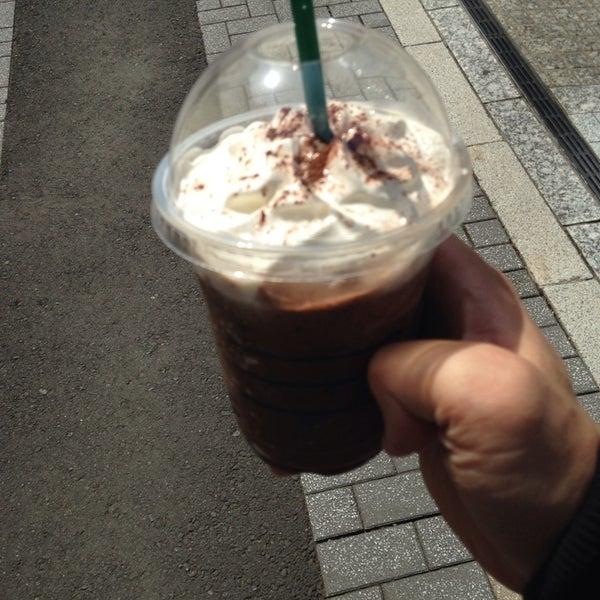 Photo taken at Starbucks by Yamato N. on 5/10/2014