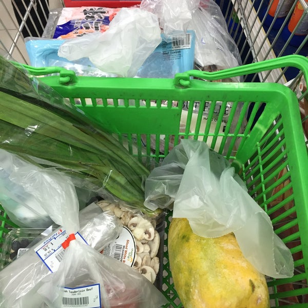 Photo taken at NTUC FairPrice by David L. on 8/8/2015
