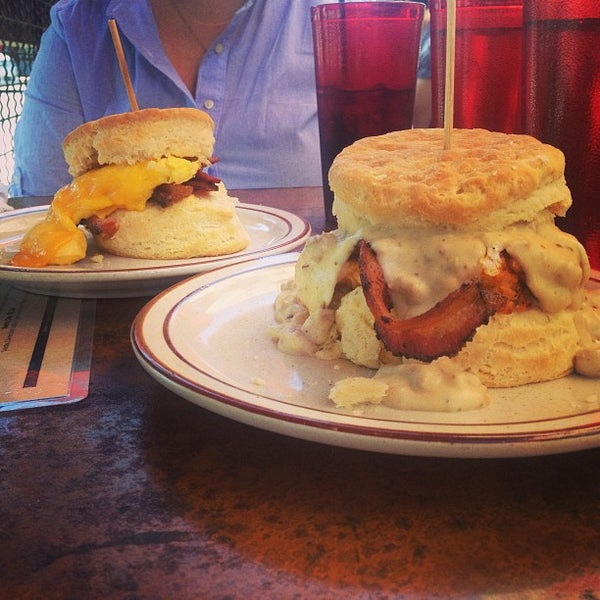 Photo taken at Denver Biscuit Company by Tim L. on 6/16/2013