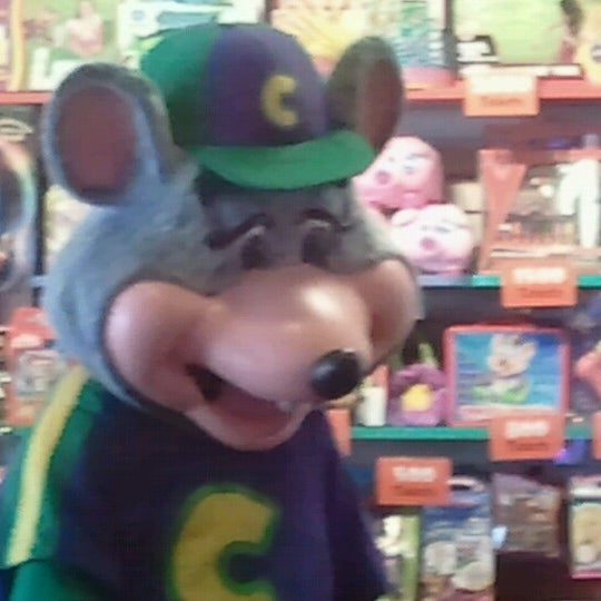 chuck e cheese clarksville in