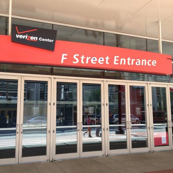 Photo taken at Verizon Center by Harjit on 4/26/2013