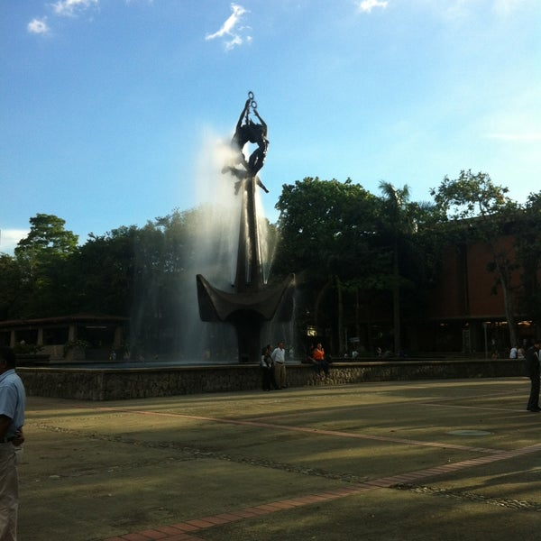 Photo taken at Universidad de Antioquia by Eliana V. on 5/10/2013
