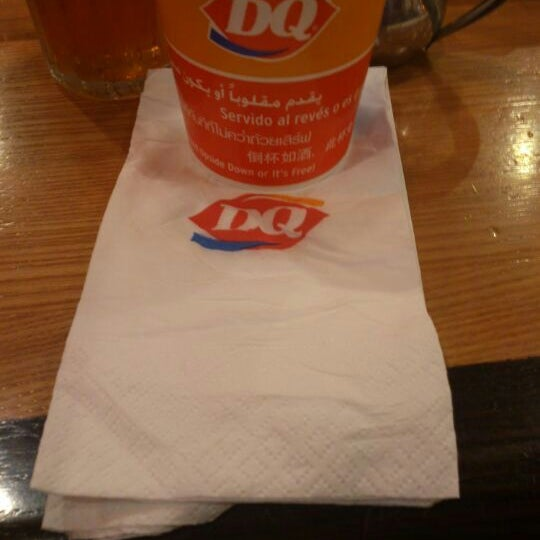 Photo taken at Dairy Queen ديري كوين by Charmaine D. on 12/11/2012