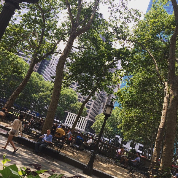 Upper terrace bryant park midtown east new york ny for 50 park terrace east