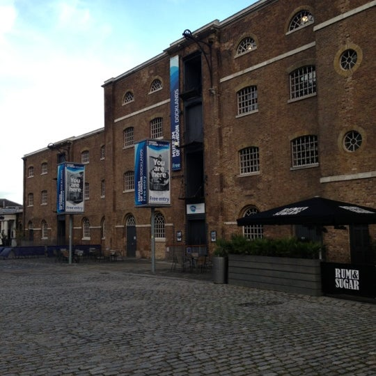 D Exhibition Docklands : Museum of london docklands greater