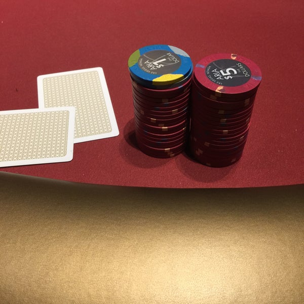 Photo taken at Aria Poker Room by Rodney L. on 4/20/2015