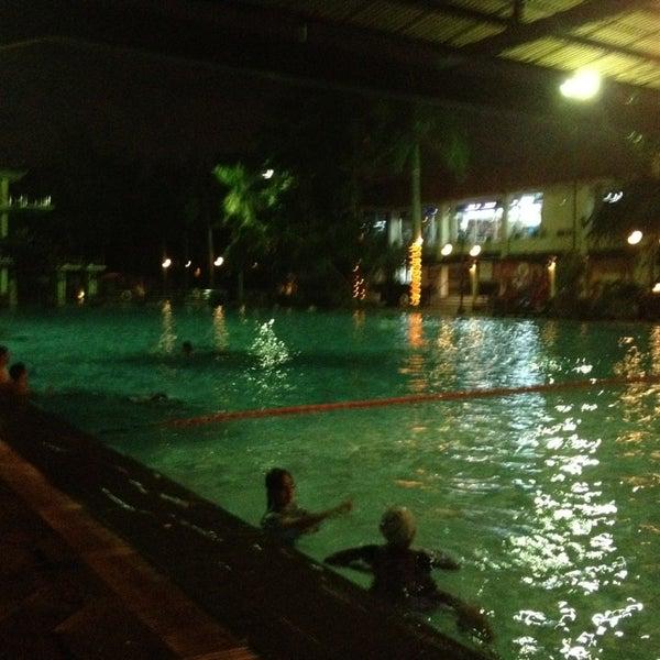 Photo taken at Graha Residence Swimming Pool by Yugo S. on 3/20/2013