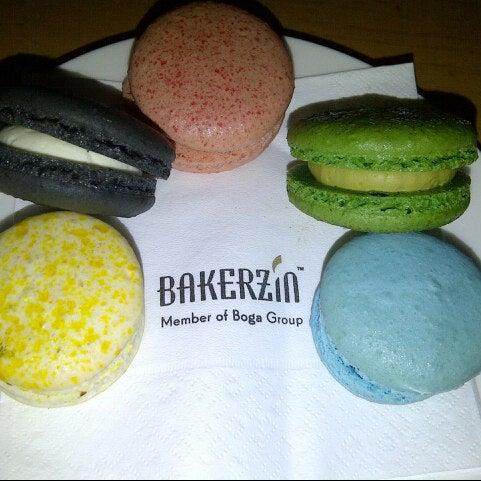 Photo taken at Bakerzin by RoFika i. on 8/17/2013