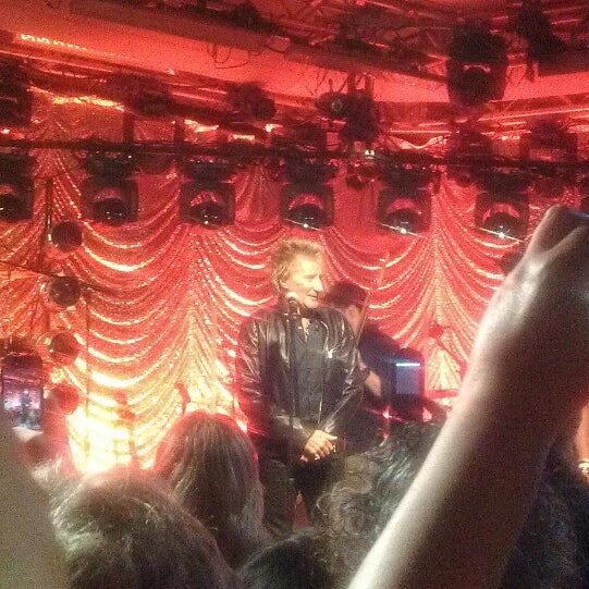 Photo taken at iHeartRadio Theater by Christina C. on 5/9/2013