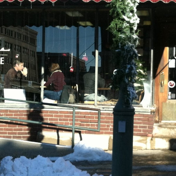 Photo taken at The Mill Coffee & Tea by Tim W. on 12/21/2012
