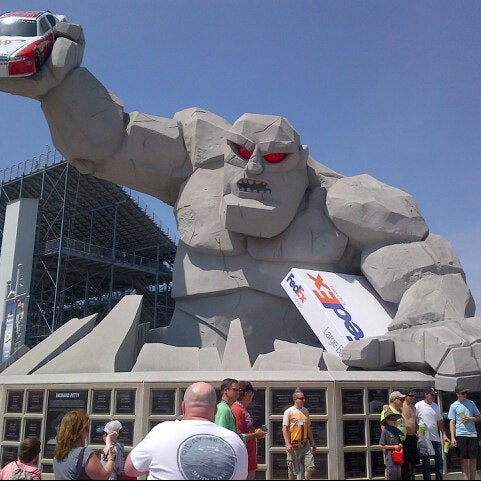 Photo taken at Dover International Speedway by david j. on 6/2/2013