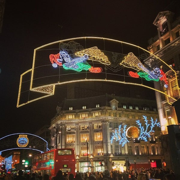 Photo taken at Oxford Street by Sucheera S. on 12/30/2012