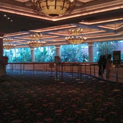 Photo taken at Treasure Island - TI Hotel & Casino by Garick C. on 1/7/2013