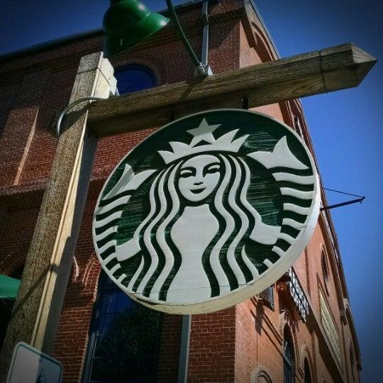 Photo taken at Starbucks by Casey D. on 8/24/2014