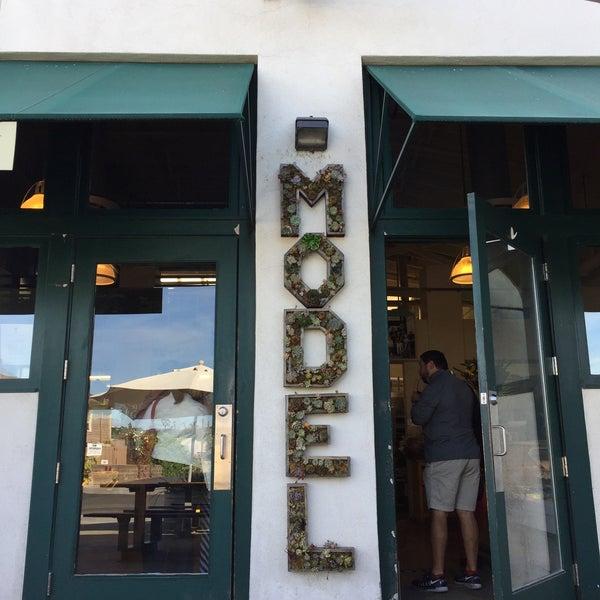 Photo taken at Model Bakery by Angela K. on 6/14/2016