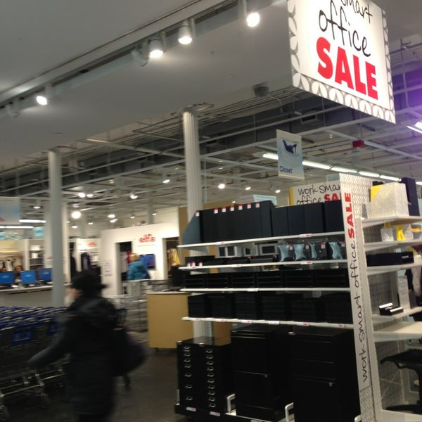 Photo taken at The Container Store by Matt L. on 2/26/2013