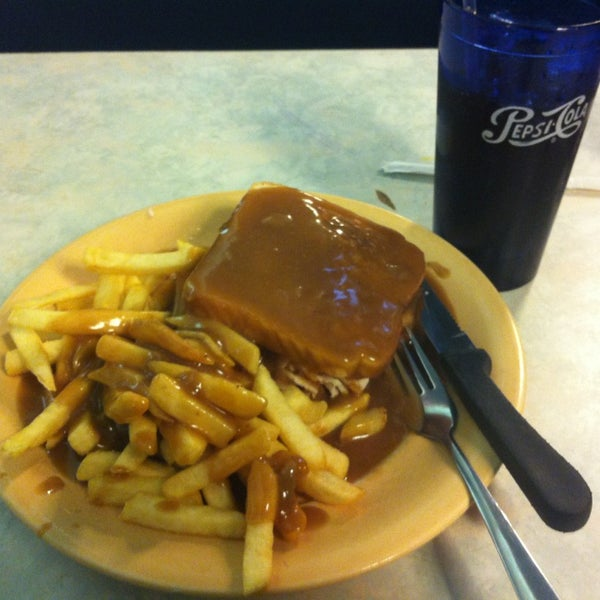 Photo taken at Chick's Diner by Dave W. on 12/21/2012