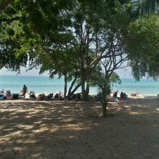 Photo taken at หาดทรายแก้ว (Sai Keaw Beach) by Aleksandr S. on 1/5/2013