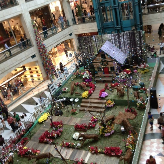 Photo taken at Senayan City by Mary Angelie D. on 12/25/2012
