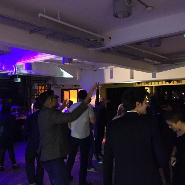 Photo taken at Wayra UK by Paul C. on 11/25/2015
