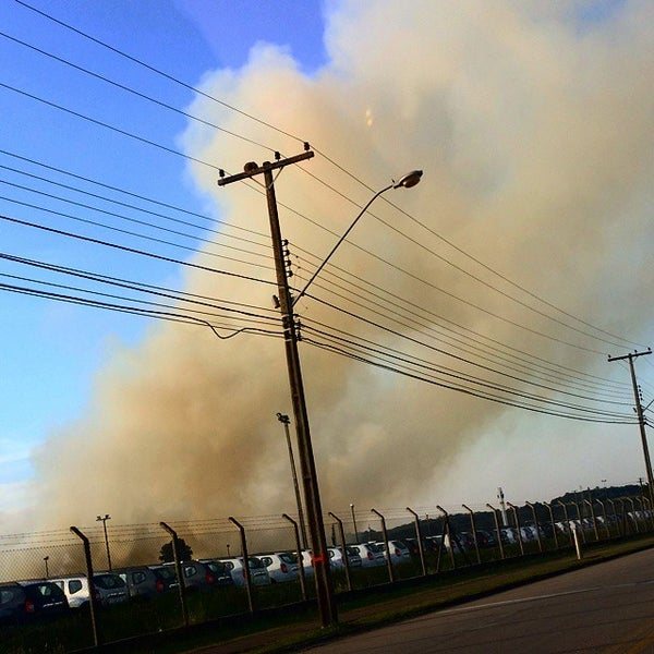 Photo taken at Renault do Brasil by Christian G. on 10/9/2014