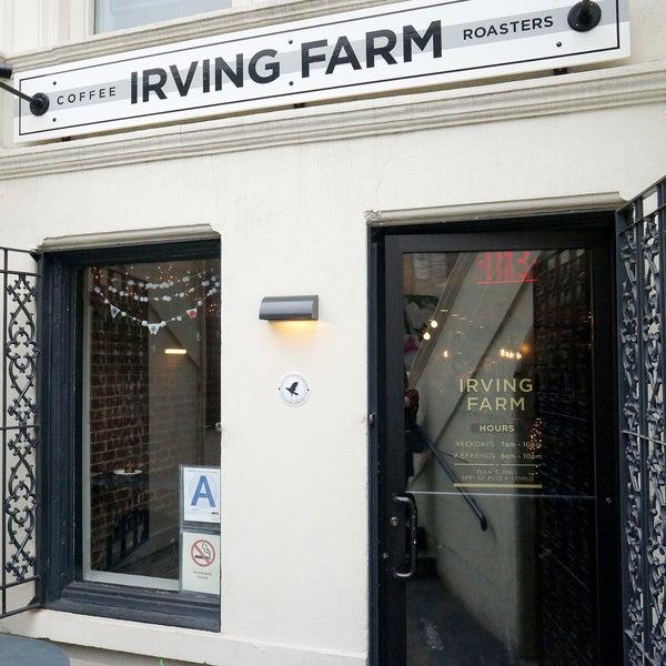irving farm coffee roasters upper west side