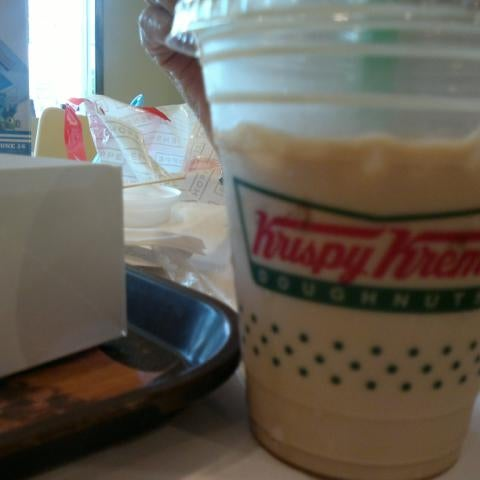 Caramel Latte. :)
