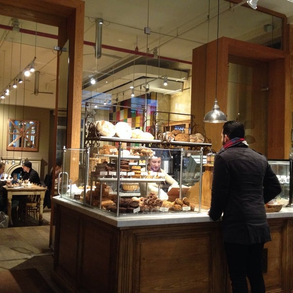 Photo taken at Le Pain Quotidien by Luis on 1/18/2014